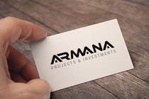 Proposition n° 315 du concours Graphic Design pour Armana Investments - Logo Design