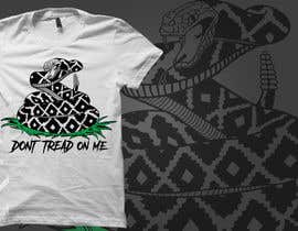 nº 41 pour Design a Snake T-Shirt (Gadsden flag - Tread On Me) par tsproject10