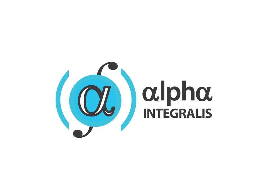 Penyertaan Peraduan #91 untuk Logo Design for Alpha Integralis