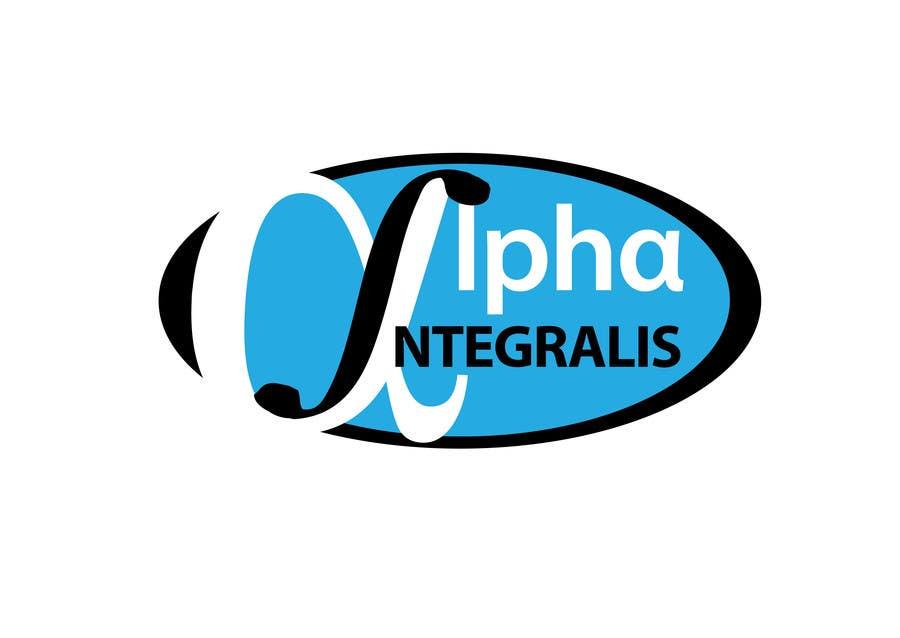 Penyertaan Peraduan #76 untuk Logo Design for Alpha Integralis