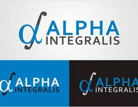 #170 para Logo Design for Alpha Integralis por innovys