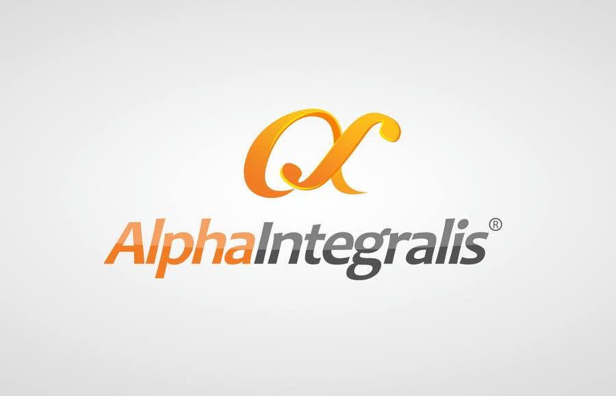 Penyertaan Peraduan #18 untuk Logo Design for Alpha Integralis