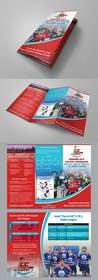Image of                             Design a Hockey program Trifold ...