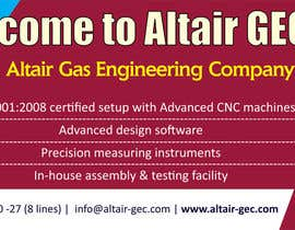#4 for Design a Banner - Altair Gas Engineering Company by savitamane212