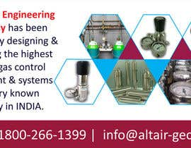 #7 for Design a Banner - Altair Gas Engineering Company by savitamane212