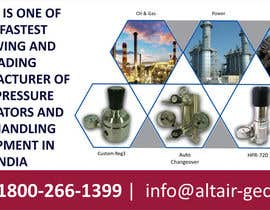 #14 for Design a Banner - Altair Gas Engineering Company by savitamane212
