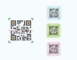 nº 33 pour Design icon for QR Code Reader app par dreamlearner