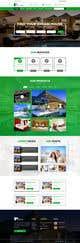 Icône de la proposition n°10 du concours Design a homepage Mockup (Only photoshop or similar) without front end coding. Just nice/modern graphic design