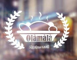 nº 57 pour Design a Logo for Olamala Restaurant par krishchenkov