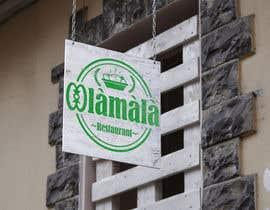 nº 59 pour Design a Logo for Olamala Restaurant par krishchenkov