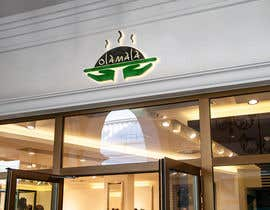 nº 90 pour Design a Logo for Olamala Restaurant par krishchenkov
