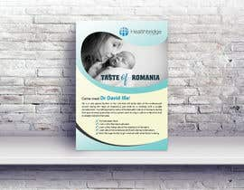nº 9 pour Healthbridge Global 1-sided flyer par raciumihaela