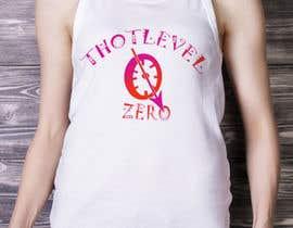 nº 38 pour Design a T-Shirt_thotlevelzero_v1 par anieshiaka