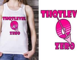 nº 40 pour Design a T-Shirt_thotlevelzero_v1 par anieshiaka