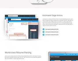 nº 15 pour Design a Website Mockup par webmastersud