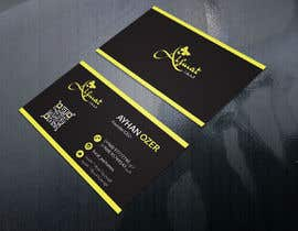 nº 215 pour Business card design par mimtanin9
