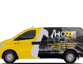 nº 14 pour Design a Hydraulics Hose Van graphics par nkcaleb