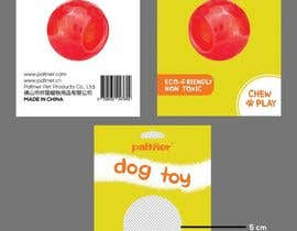 nº 10 pour Design a Brochure or flyer for dog toys to hang par yeadul