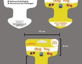 nº 17 pour Design a Brochure or flyer for dog toys to hang par yeadul