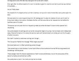 nº 7 pour Write crazy plot idea for dinosaur romance book par amonratink1