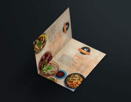 nº 15 pour Designing a Chinese take away menu par MichaelMeras