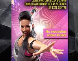 #20 for Diseñar flyer clases de baile by fufurufo