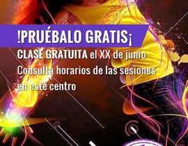 #3 for Diseñar flyer clases de baile by corradoenlaweb