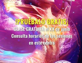 #5 for Diseñar flyer clases de baile by corradoenlaweb