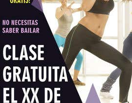 #8 for Diseñar flyer clases de baile by BettyCH
