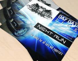 nº 12 pour Breakfast Run & Night Run Flyers par saranyaarchi