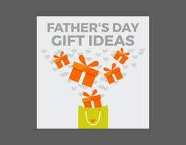 nº 44 pour Design a Banner for Fathers Day par alomgirdesigner
