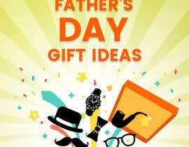 nº 21 pour Design a Banner for Fathers Day par dnljhn