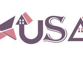 nº 538 pour XUSA Logo and brand identification par tameregiziano