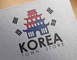#54 for Design a Logo {Korea town store} by makwanajasmin
