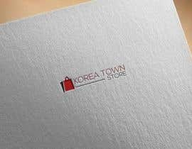 nº 95 pour Design a Logo {Korea town store} par LenoViba7