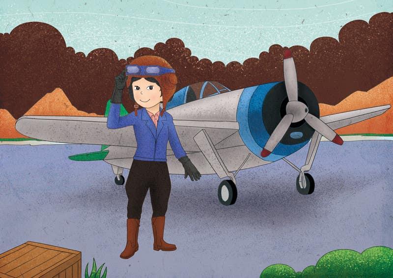 Proposition n°27 du concours Illustration for Children's Book