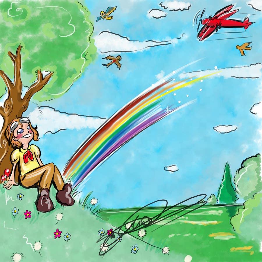 Proposition n°11 du concours Illustration for Children's Book