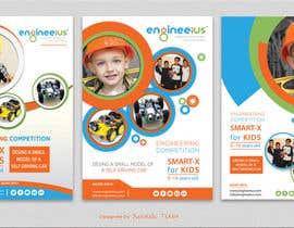 nº 29 pour Design poster for  self Drviging Car par sevastitsavo