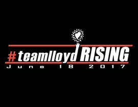 nº 5 pour Team Lloyd Rising par somoyshesh