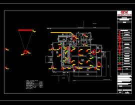 nº 10 pour Professional-Level autoCAD drawing par bluegreysky