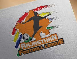 nº 32 pour R-League (Rajasthan's Football League) Logo par Deveshyadav583
