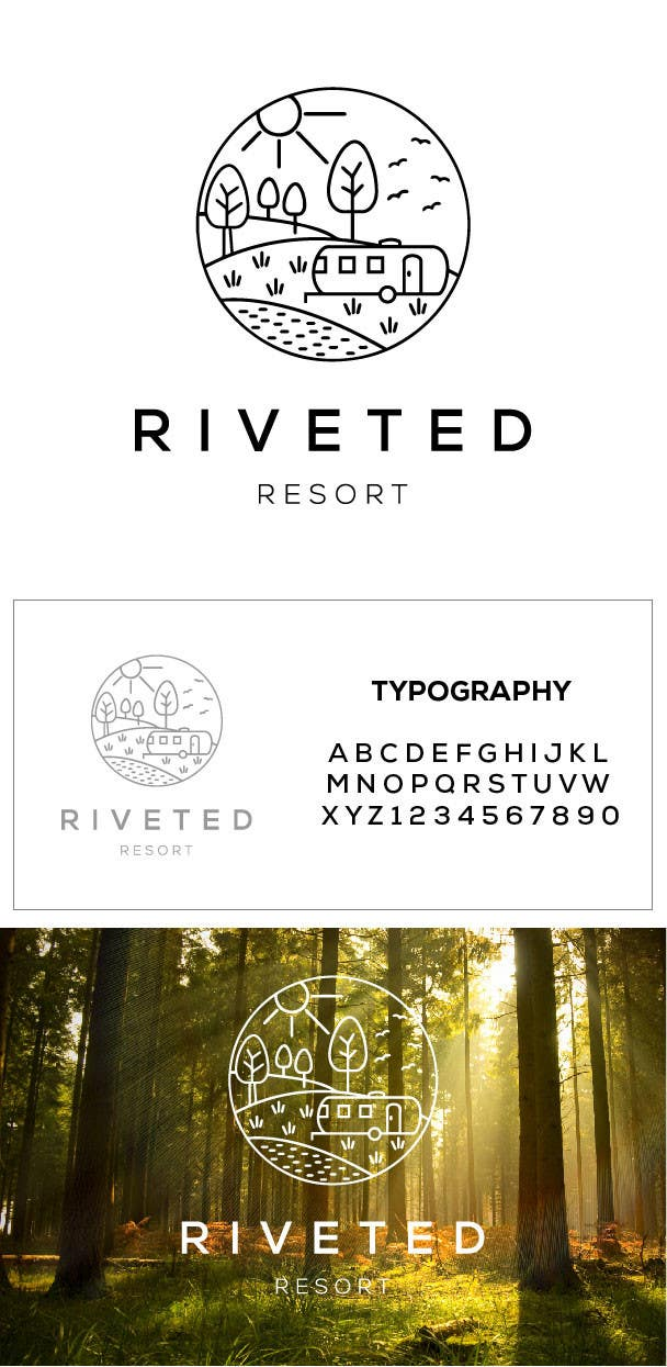 Proposition n°49 du concours Logo Design for a hotel resort