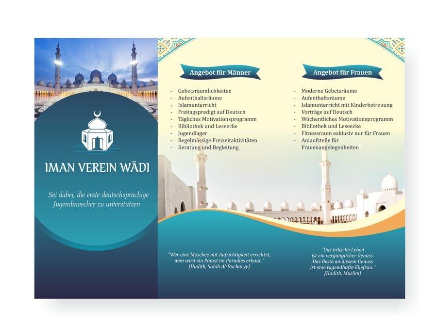 Penyertaan Peraduan #17 untuk ISLAM MESJID Corporate Identity, Flyer, Brochure, Logo