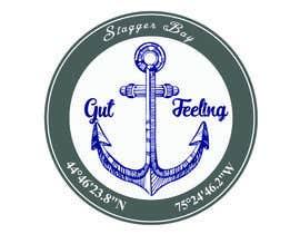 nº 61 pour Boat Name Logo par man93