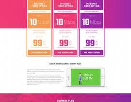 nº 13 pour Create a website responsive design for a IT Company par gohar01