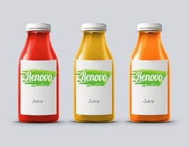 nº 155 pour Design a Logo on the Juice Bottles par Yohanna2016