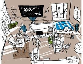 nº 6 pour Hand-write style Illustration par labtop08