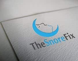 """nº 7 pour Logo Design For """"TheSnoreFix"""" par tasneemmansur"""