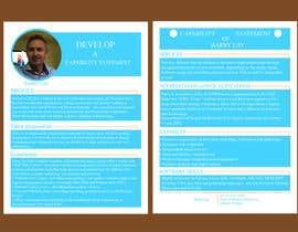 nº 9 pour Design a Flyer - Capability Statement par mdmanzurul