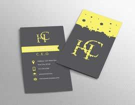 nº 37 pour Design some Business Cards par SomayaY